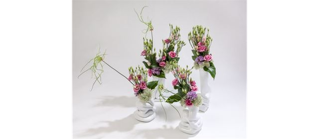 Grower of the week! van der Lugt Lisianthus